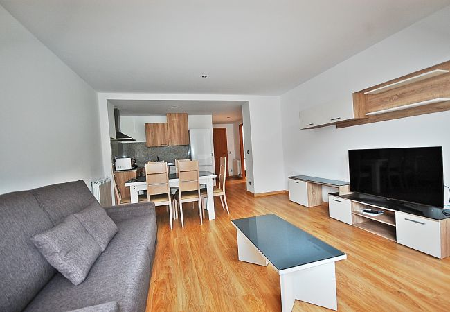 Great apartment with direct access Vallnord / Arinsal.