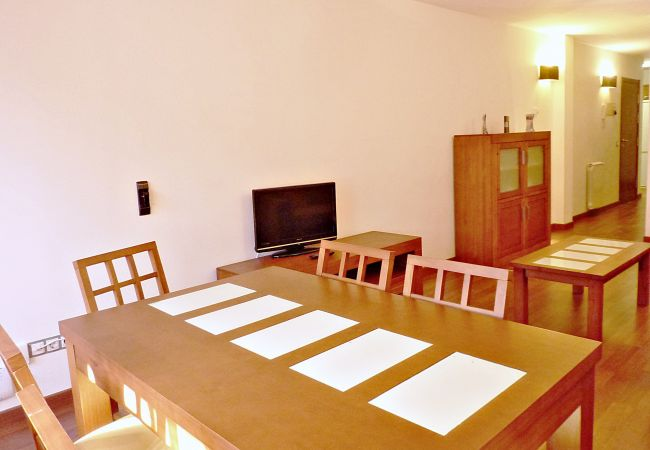 Apartment in El Tarter - Orquidea 5º - ski & mountain